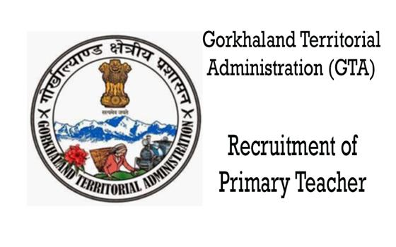 Recruitment of Primary Teacher